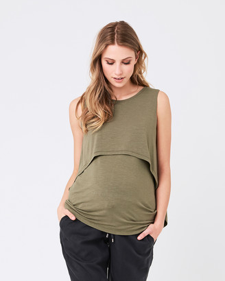 Ripe Maternity Summer Swing Back Nursing Tank