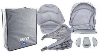 Chicco Urban Stroller Colour Pack Legend Grey
