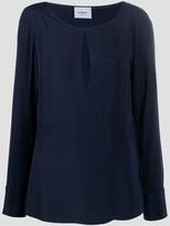 Dondup keyhole blouse