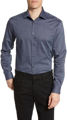 John Varvatos Trim Fit Dress Shirt