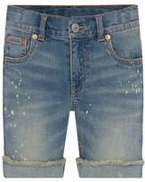 Levi'S 511 Cuffed Cut-Off Shorts