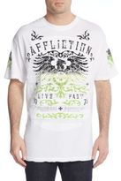 Affliction Secure Measure Graphic Tee