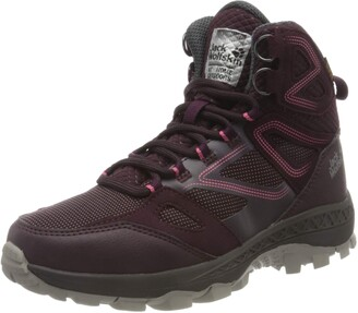 Jack Wolfskin Women's Downhill Texapore Mid W Outdoor shoes