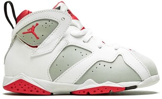 "Nike Kids Air Jordan 7 Retro Hare"" sneakers"