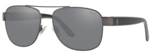 Polo Ralph Lauren Sunglasses, PH3122 59
