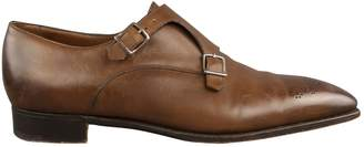 N. Gaziano & Girling \N Brown Leather Lace ups