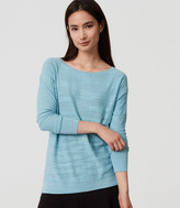 LOFT Textured Sweater Tunic