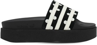 adidas Adilette Bold Platform Slide Sandals