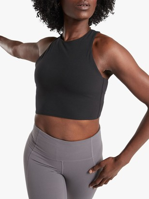 Athleta Conscious Crop Powervita A-C Cup Bra
