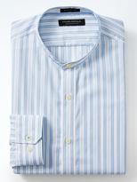 Banana Republic Grant-Fit Supima® Cotton Blue Stripe Shirt