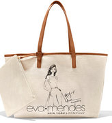 New York & Co. Eva Mendes Collection - Illustrated Tote Bag