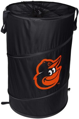Baltimore Orioles Cylinder Pop Up Hamper