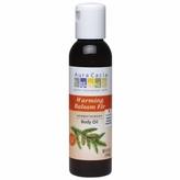 Aura Cacia Aromatherapy Body Oil, Warming Balsam Fir