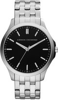 Armani Exchange A|X Men's Stainless Steel Bracelet Watch 45mm AX2147