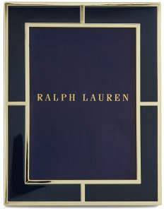 Ralph Lauren Home Classon Frame Navy 5x7