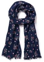 Crew Clothing Weekend Ditsy Scarf