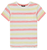 George Textured Striped T-Shirt