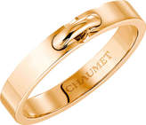 Chaumet Liens XXS 18ct pink-gold wedding band
