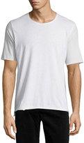 Rag & Bone Colorblock Short-Sleeve T-Shirt, White