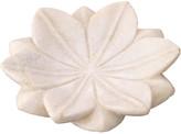 Jamie Young Set of 3 Small Lotus Plates - White