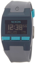 Nixon Men's Comp Silicone Strap Digital Watch