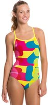 Arena Following Brights High LightDrop Back One Piece Swimsuit - 8114178
