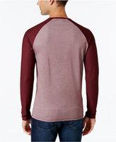 Vince Camuto Men's Mesh Raglan-Sleeve T-Shirt