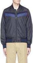 Paul Smith Stripe nylon bomber jacket