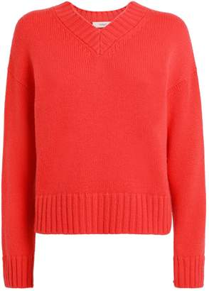 Pringle V-Neck Cashmere Sweater