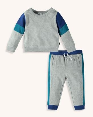 Splendid Little Boy Sweat Suit Set