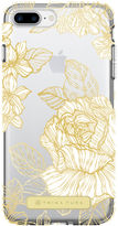 Trina Turk Iphone 7 Plus- Astors Garden White