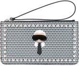 Fendi Karlito clutch