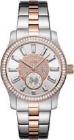 JBW Diamond Womens Two Tone Bracelet Watch-J6349e