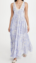 Thumbnail for your product : Free People Tiers For You Maxi Dress