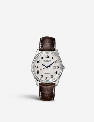 Longines L2.893.4.78.3 Saint-Imier stainless steel watch