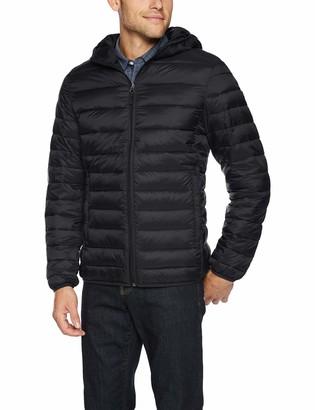 Amazon Essentials Lightweight Water-resistant Packable Hooded Puffer Jacket Down Alternative Coat