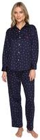 Lauren Ralph Lauren Petite Sateen Pajama