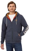 Animal Navy Logo Applique Hoodie