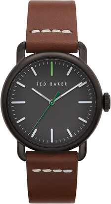 Ted Baker Women's Tom Coll Strap Watch, 40mm