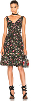 Erdem Gaby Convertine Matelasse Dress