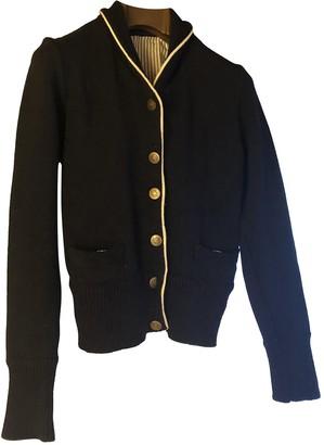 Coast Weber & Ahaus Blue Cotton Jacket for Women
