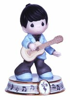 Precious Moments King of Rock and Roll Figurine
