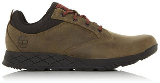 Timberland A1XHA Wedge Sole Lace Up Shoes