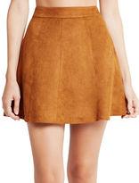 BCBGeneration Seamed A-Line Skirt