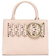 BCBGeneration Clare Floral Cut-Out Satchel