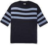 Camoshita Striped Wool Sweater