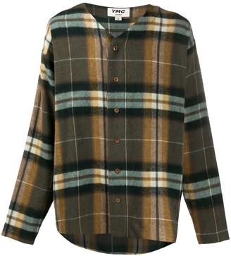 YMC Plaid Check Shirt
