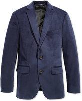 Lauren Ralph Lauren Husky Boys' Solid Velvet Jacket