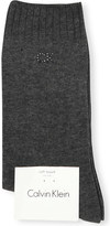Calvin Klein Soft touch combed cotton socks