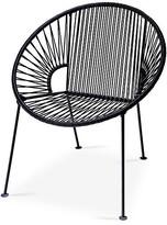 Mexa Ixtapa Lounge Chair - Black